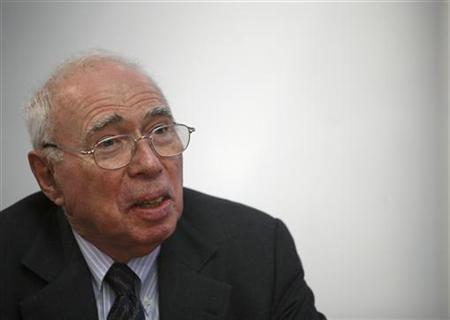 Félix Rohatyn, un ancien banquier d'affaires
