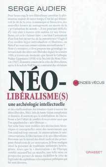 Les faces cachées du néo-libéralisme