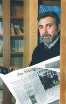Paul Krugman : la crise explicitée