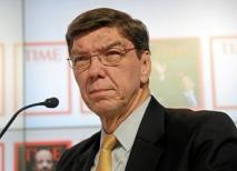 Clayton M. Christensen - Forum mondial de l'économie