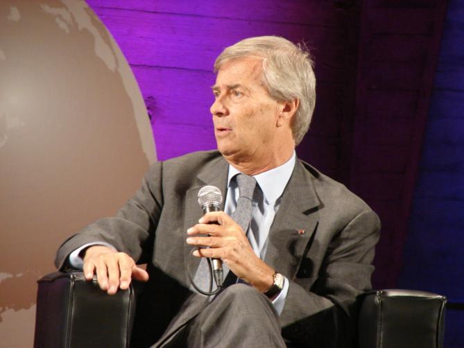 Vincent Bolloré, crédits: wikimedia commons