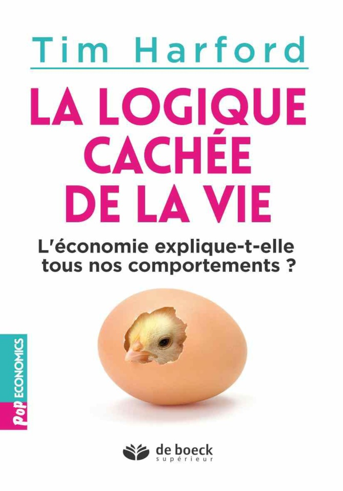 De Boeck Supérieur : l'économie, c'est pop!
